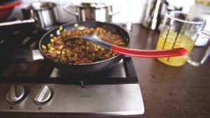 cooking safely with LPG